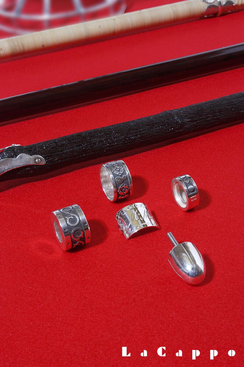 銀製の石突商品02