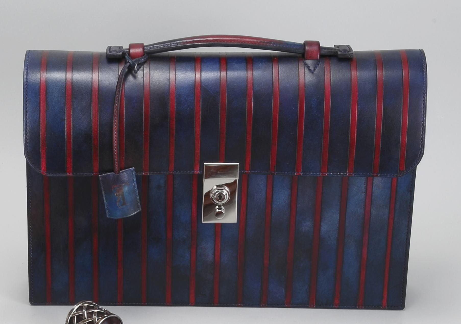 ダラスバッグと同時に注文したビジネス鞄
