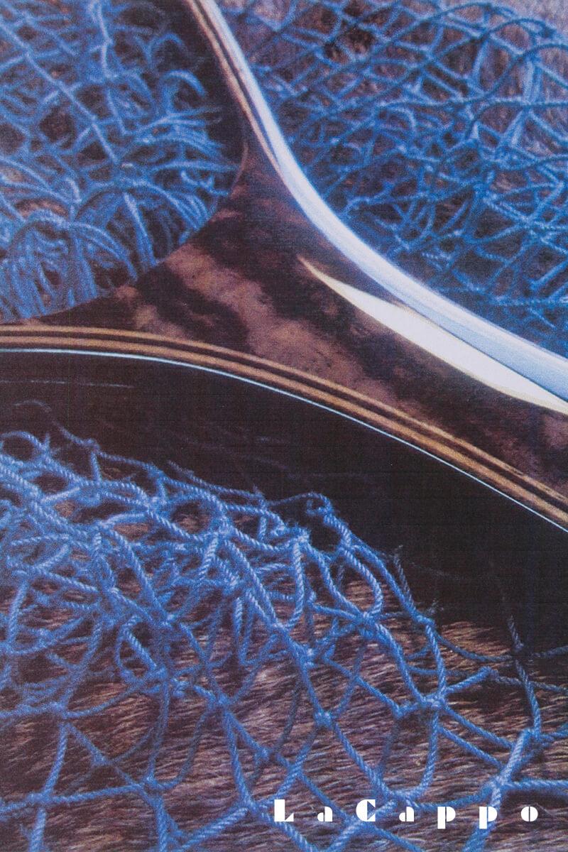 釣り道具:ランディングネットの柄、フレーム材