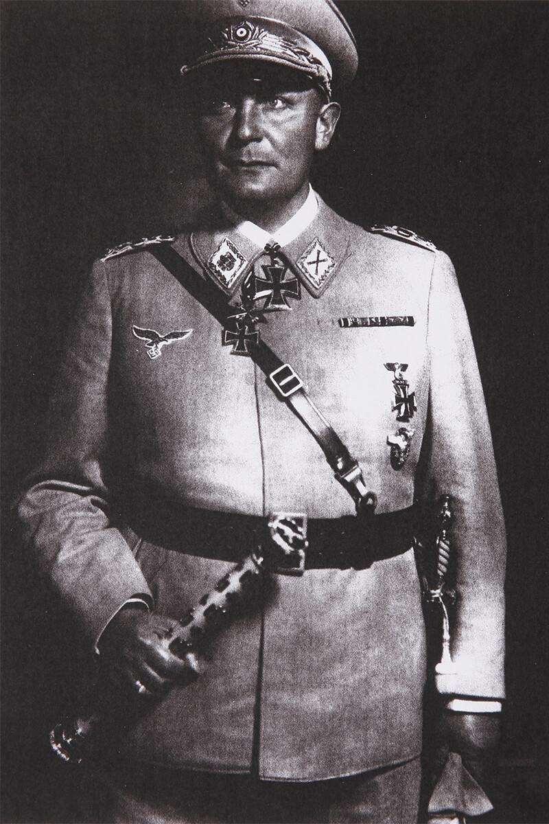 ナチスドイツ国家元師、ヘルマン・ゲーリング