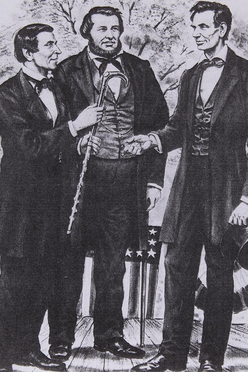 エイブラハムリンカーン大統領
