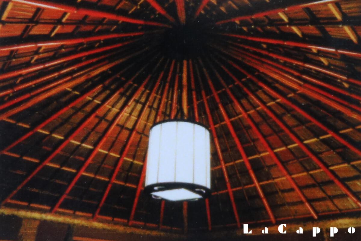 傘様式の茶室
