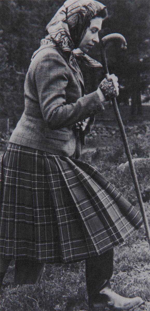 若き日のイギリスエリザベス女王