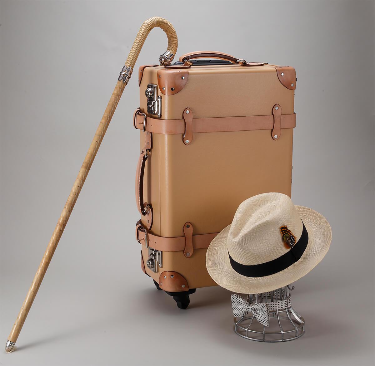 クラシックタイプ旅行鞄