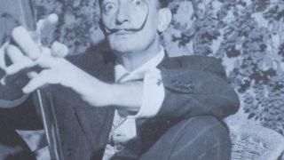20世紀を代表する画家、サルバトール・ダリ(1904~1989)