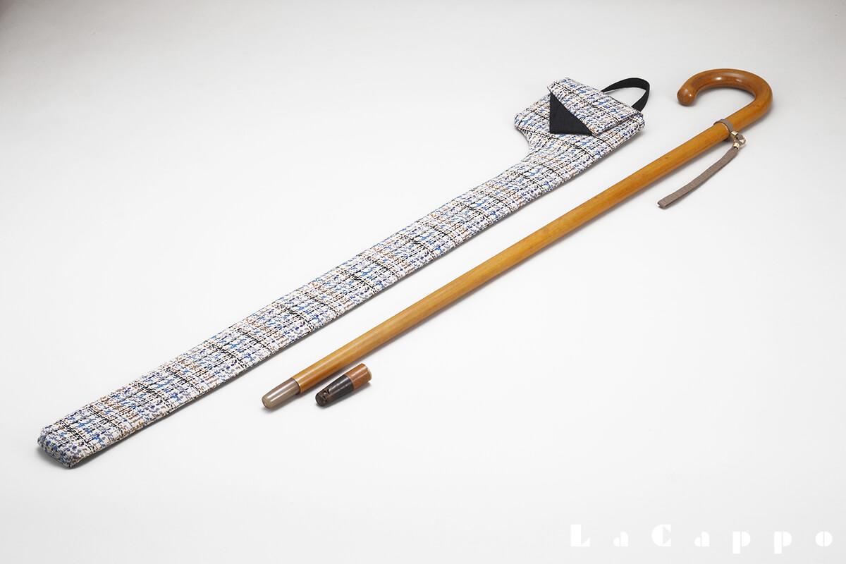 マラッカ籐ステッキ(リメイク・修理品)