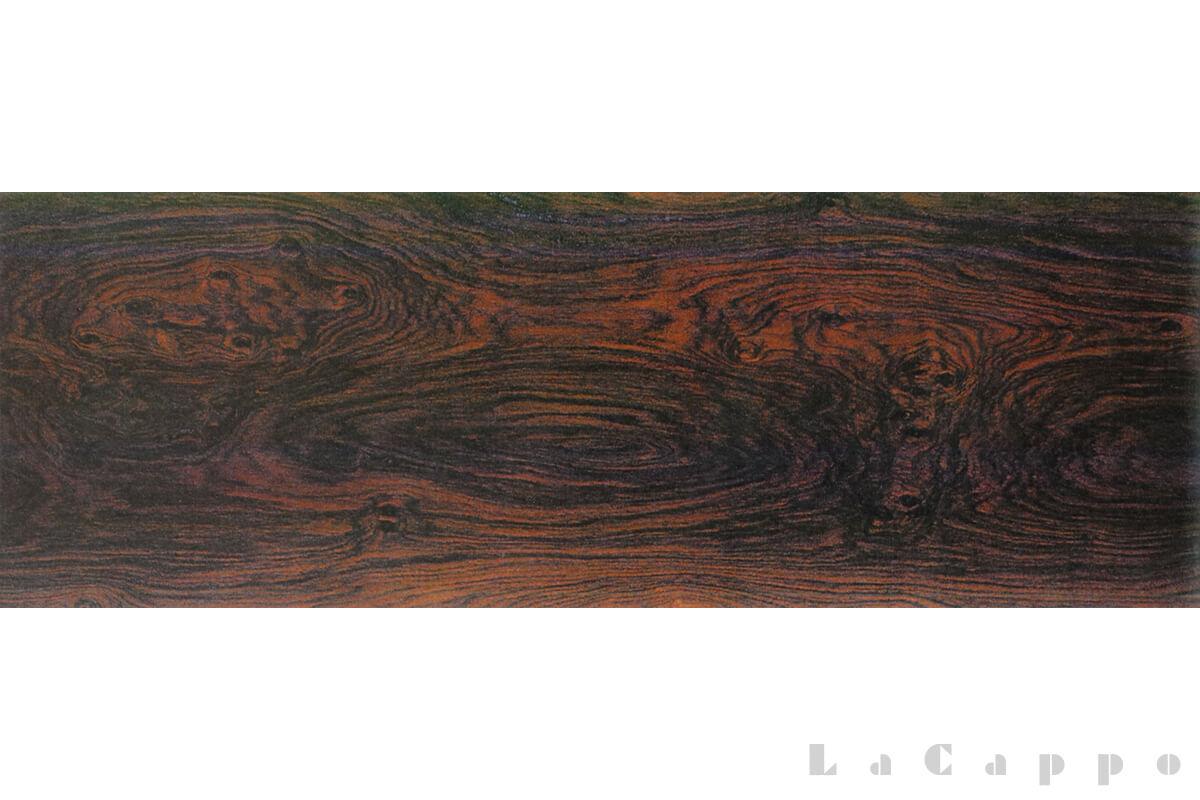 今では有り得ないブラジリアンローズウッドの大径材のツキ板