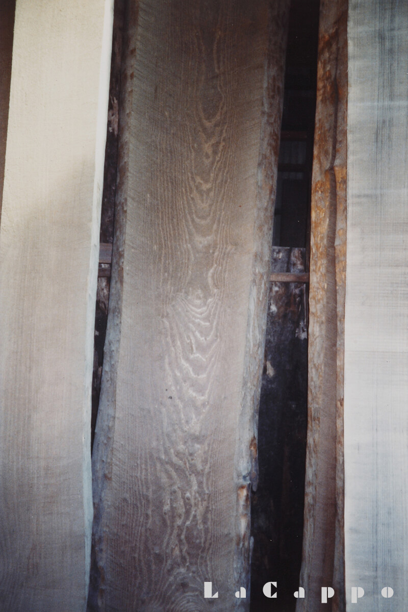 需要を持つ建築用としての会津桐盤類