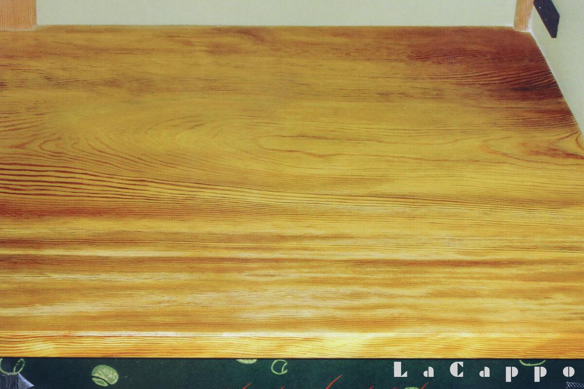 琵琶床の拡大写真