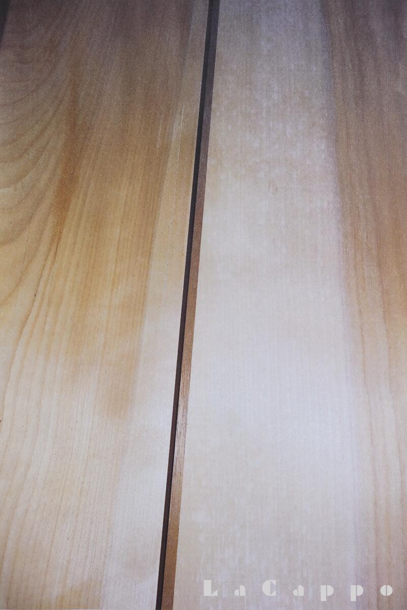 本州産ミズメザクラ(水目桜)の柾目材