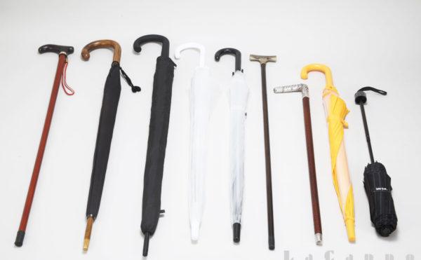 ステッキの長さと雨傘の相関・関係を考える「ステッキの長さに対するラカッポからの提案」
