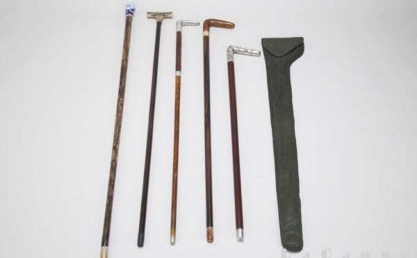 ラカッポのバトンステッキの数々の作品