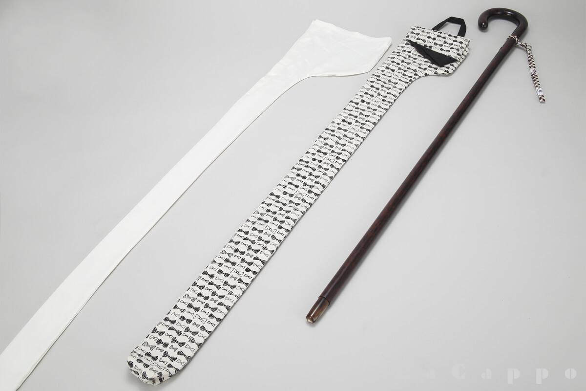 内袋・外袋ステッキケース京都縫製品